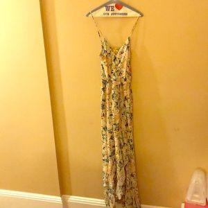 Gorgeous floral Parker maxi dress